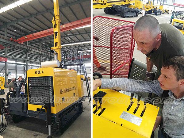 Zhengzhou Hanfa Prospecting Machinery Co., Ltd.